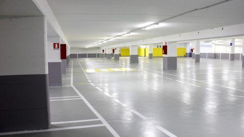 Pardoselile epoxidice – alegerea practica pentru garaje