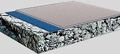 Exemplu strat hidroizolare si membrana poliurea in industria alimentara