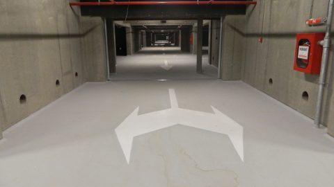 Poliurea – Materialul ideal pentru pardoseli de beton