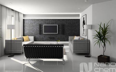 Sisiteme pardoseli poliuretanice moi intr-un interior modern